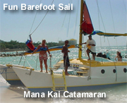 Hawaii All Inclusive Hawaii  -  Catamaran Sailing