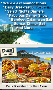 Hawaii All Inclusive Hawaii  - Great meals included